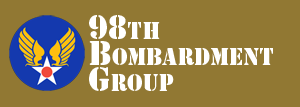 98th Bombardment Group Website Logo